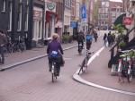 Amsterdam Cycle Chic :-)