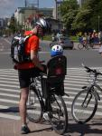 Bo niezależnie od wieku tak czy inaczej da się na rowerze jechać. :-)