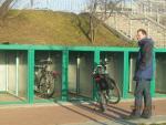 Zielone skrzynie - otwarcie